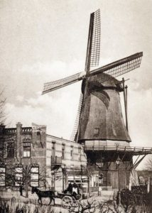 De Gunst in 1885 1910